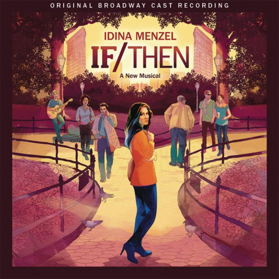 If/Then Original Broadway Cast Recording album cover
