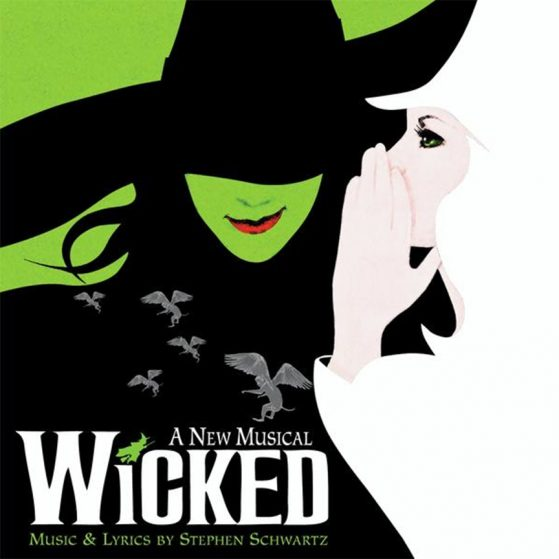 Wicked Original Broadway Cast Recording album cover