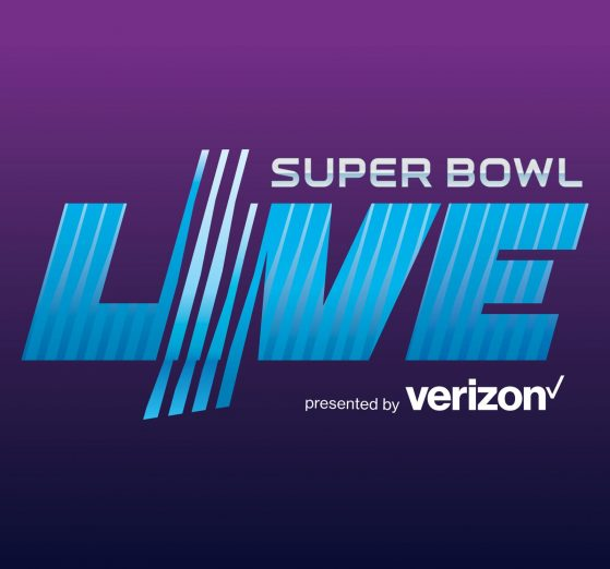 Super Bowl LII Live logo