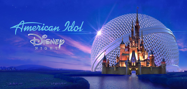 American Idol Disney Night logo