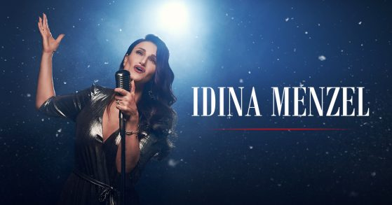 Idina Menzel In Concert ad