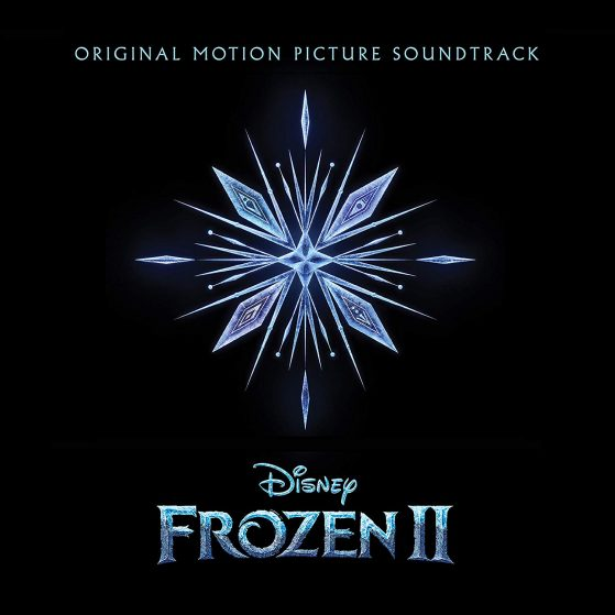 Frozen 2 soundtrack album cover