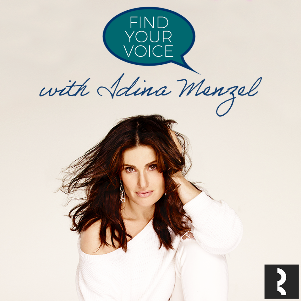 Find Your Voice with Idina Men
